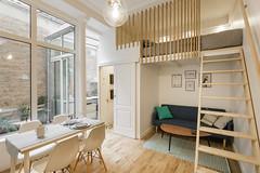 little duplex (timisacephoto) Tags: home interiordesign interior interiorandhome paris parisapartments parisianlifestyle parisian livingroom realliving airbnb duplex mezzanine