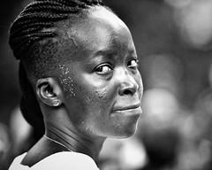 looking back (gro57074@bigpond.net.au) Tags: lookingback sydney 2019 march guyclift bw monochromatic monotone monochrome mono blackwhite 70200mmf28 nikkor nikon candidportrait portrait candid woman