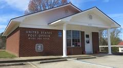 Post Office 71950 (Kirby, Arkansas) (courthouselover) Tags: arkansas ar postoffices pikecounty kirby ouachitamountains northamerica unitedstates us