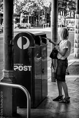 Snail Mail (Chris (a.k.a. MoiVous)) Tags: streetlife adelaidecbd holidayseason