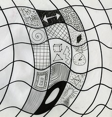 Brainstorms (Daniel Ari Friedman) Tags: danielarifriedman drawing art pen paper ink freehand black