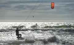 (Rob Millenaar) Tags: southafrica bloubergstrand dolphinbeach kitesurfing light scenery landscape
