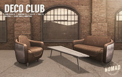 Nomad  Deco Club MadPea Premium Alliance Hunt The Lonely Hearts Club (MadPea Productions) Tags: madpea productions madpeas alliance premium hunt hunts mystery noir decor deco collaborations collaborators
