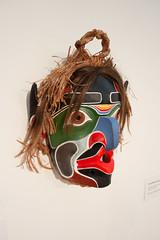 Grouse mask 2 (quinet) Tags: 2017 2018 aboriginal aborigène audain audainmuseum britishcolumbia canada firstnations indian kunst northwest schnitzerei ureinwohner whistler art carving museum musée native sculpture
