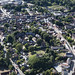 Eye in Suffolk - aerial view
