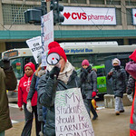 CICS Teachers and Staff Picket Outside the Offices of Charter School CEO Elizabeth Shaw Chicago 2-11-19 5911 thumbnail