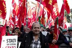 _IMG0381b (i'gore) Tags: roma cgil cisl uil futuroallavoro sindacato lavoro pace giustizia immigrazione solidarietà diritti