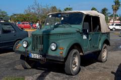 GAZ - 69 (Igor Klyuev) Tags: nikon d90 oldcar cuba auto carspotting gaz ussr