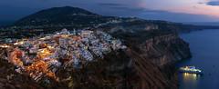 Thira (A.Gutkin) Tags: greece santorini outdoor nikon night nightscape nightview landscape waterscape aoi elitegalleryaoi bestcapturesaoi