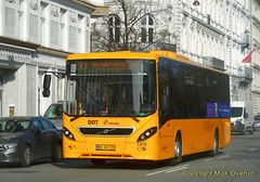 26 month old Volvo B8RLE ARRIVA 1375 on route 37 will leave Copenhagen for a new contract later this year (sms88aec) Tags: 26 month old volvo b8rle arriva 1375 route 37 will leave copenhagen for new contract later this year
