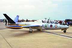 CM-170R Magister MT-14 (Belgian Air Force) (KenFCD) Tags: fouga cm170 magister mt14 belgianairforce mildenhall airfete