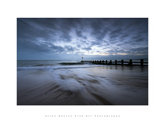 A New Dawn.. (LoneWolfA7ii) Tags: yellow aberdeen beach blue clouds coast colour cloud dawn groyne sky uk light outdoors outside sony scotland sea sand seascape shore seaside tide visitscotland water waves
