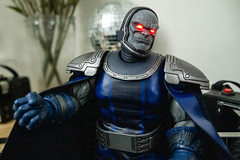 1524-064 Darkseid of Apokolips (misterperturbed) Tags: dccomics darkseid godzilla jackkirby justiceleague mezco mezcoone12collective one12collective shmonsterarts