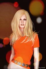 Brigitte Bardot sculpture  new makeup (Terry Minella) Tags: 60s mannequin sculpture rootstein lifesize bb brigittebardot sexy photography color movie cinema celebrity schaufensterfigur schaufensterpuppe blonde