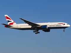 British Airways | Boeing 777-236/ER | G-YMMA (MTV Aviation Photography) Tags: british airways boeing 777236er gymma britishairways boeing777236er ba londonheathrow heathrow lhr egll canon canon7d canon7dmkii