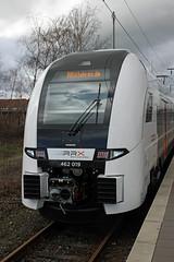 Emmerich 17032019 (Spoorfoto.nl) Tags: trein hsl goederen goederentrein train cargo traincargo albelliorrx rheinruhrexpress emmerich db hbf br185 spoor spoorwegen spoorrweg