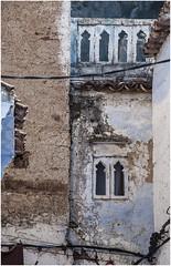 482- DETALLES ARQUITECTÓNICOS EN XAUEN . MARRUECOS - (--MARCO POLO--) Tags: calles rincones ciudades marruecos exotismo curiosidades