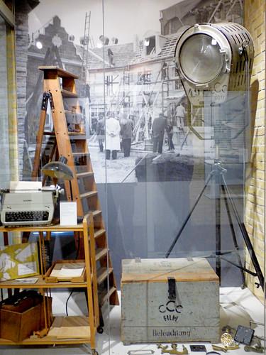 Spandau - Regional Museum - Spandau Movie Studio