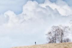 Весна (olegkulishov) Tags: весна природа пейзаж свобода небо облака минимализм
