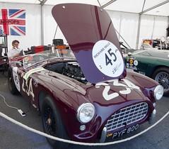 1955 AC Ace Bristol (Dave Hamster) Tags: sportscar racingcar car motorsport autosport lemansclassic historicracing racing pits lemans 2018 pyf800 45 acacebristol acace bristol ac ace 234 1955