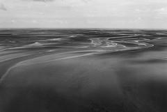 les sables (asketoner) Tags: sand beach tide low montsaintmichel landscape desert sea bretagne france infinity deep depth curves water rivers benches
