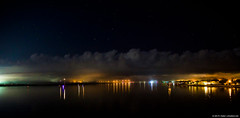 2019.01.13.5739 Matanzas Bay on a January Night (Brunswick Forge) Tags: 2019 florida staugustine night nikond500 outdoors outdoor nature sigmaf181835mmart grouped air sky winter favorited