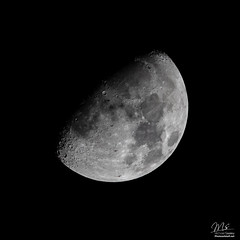 Space Station Lunar Transit (Michael Seeley) Tags: canon florida iss internationalspacestation lunartransit moon moonphases moonpictures sebastianinlet spacestation mikeseeley