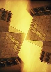 (von8itchfisk) Tags: ishootfilm film filmisnotdead analog analogphotography architecture 35mm doubleexposure redscale lomography olympus om10 vonbitchfisk ipswich suffolk suffolkcouncil eastanglia c41 selfdeveloped tetenal