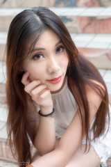 Hody (Francis.Ho) Tags: hody xt2 fujifilm girl woman female femme lady portrait people beauty pretty lips eyes hair face elegant glamour young sensuality fashion naturallight cute goddess asian chinese daylight sunlight outdoor model