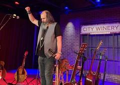 Steve Earle @ City Winery, Washington, DC (The Wide Wide World) Tags: music concert steve earle city winery washington dc guitars acoustic