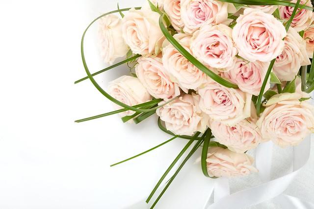 Обои розы, букет, pink, flowers, roses, розовые розы картинки на рабочий стол, раздел цветы - скачать