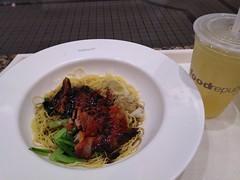 Dinner at Food Republic Brah Besah, Singapore (Loeffle) Tags: 112018 singapore singapur foodrepublic foodcourt dinner abendessen brahbesah