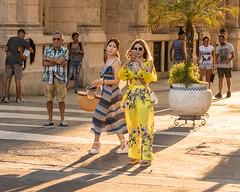Street Photography -Busy Streets of Havana (dwb838) Tags: people selfie havana 8x10 cellphone street