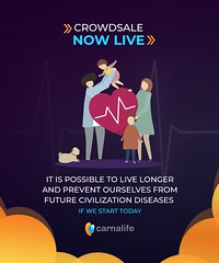 Carnalife (himanshu47sk) Tags: blockchaintechnology blockchainrevolution healthcareonblockchain ico crowdsale medapp carnalife healthcare healthcaremanagement healthcareassistant ai artificialintelligence doctors smartcontracts nutrition instahealth medscool medicare medical