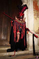 QUINTESSENZA VENEZIANA 2019 082 (aittouarsalain) Tags: venise venezia carnaval carnavale costume masque diable