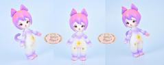 SIO2 Doll + Part (♥..Nomyens..♥) Tags: bjd balljointdoll toy doll custom faceup paint painting painted repaint handmade nomyens nomyenscom sio2 tiny tinydoll dollfantasy