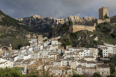 Cazorla (U2iano) Tags: cazorla jaen andalucia españa spain sierra parque natural villas naturaleza segura yedra santa maria castillo castle iglesia church