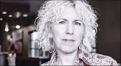 Andrea (marneejill) Tags: woman direct gaze hazel eyes strong authentic brave mother