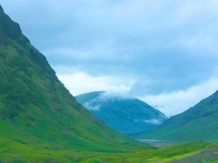 Green Irish Valley (Stanley Zimny (Thank You for 39 Million views)) Tags: ireland landscape mountains travel green clouds valley irish