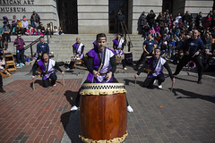 2019 Smithsonian American Art Museum Cherry Blossom Celebration  (54) Nen Daiko