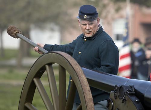Civil War Garrison Life at Fort Monroe Virginia