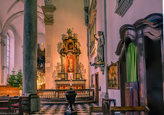 20181222_Act24_MaxKirche_Ddorf-1009 (Zip Zipsen) Tags: maxkirche viewcamera actusmini actus24mm cambo cathedrals