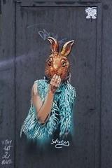 Adey_8886 passage Irène et Frédéric Joliot Curie Vitry sur Seine (meuh1246) Tags: streetart vitrysurseine vitry adey passageirèneetfrédéricjoliotcurie lapin animaux