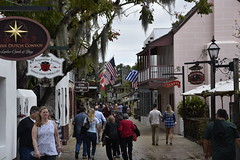City of St. Augustine (Starcadet) Tags: staugustine florida atlantik castillodesanmarcos spanien usa nationalmonument festung bastion city kolonie briten amerikaner siedlung england