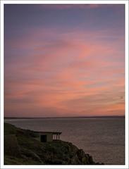 brean-down-sunset-1100622-090119 (Peadingle) Tags: sunset dusk brean down fort somerset