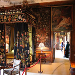 The Black and Yellow Bedroom | Burghley House thumbnail