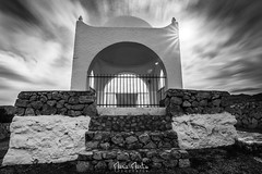 Capilla de Terque (María Martín F) Tags: capilla chapel black white long exposure larga exposicion stone piedra sun filters filtros nisi nikon d7200 tokina 1116 mm paisaje landscape