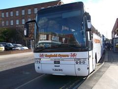 Beacher's Coaches YJ04BYG 28102018 (Rossendalian2013) Tags: macclesfield treaclemarket bus coach beacherscoaches darrenbeacher daf sb4000 vanhool alizee yj04byg jfishwicksons b10fws hsu247