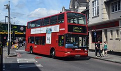 VPL598 Metroline (KLTP17) Tags: lk04nng vpl598 metroline 4 ht finsburypark volvo london bus plaxton president withdrawn