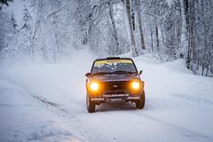Revontuliralli 2019 (Samu Ekman) Tags: revontuliralli 2019 hankasalmi frallisarja rally rallye rallying ralli finland winter sport snow motorsport nikon